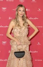 LEONIE HANNE at Inaugural Museum of Applied Arts and Sciences Centre for Fashion Ball in Sydney 02/01/2018