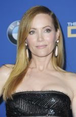 LESLIE MANN at 2018 Directors Guild Awards in Los Angeles 02/03/2018