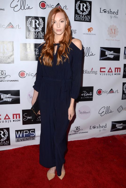 LEX KING TROY at 4th Annual Roman Media Pre-Oscars Event in Hollywood 02/26/2018