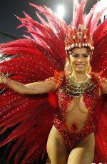 LEXA at Carnaval in Sapucai in Rio De Janeiro 02/09/2018