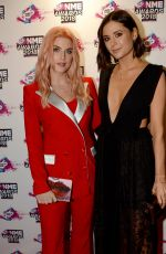 LILAH PARSONS at VO5 NME Awards 2018 in London 02/14/2018