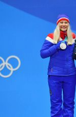 LINDSEY VONN at Alpine Ski Racer Winter Olympics in Pyeongchang 02/21/2018