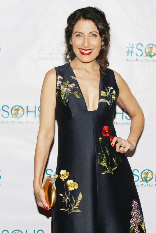 LISA EDELSTEIN at 19th Annual Women