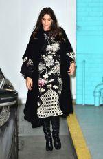 LISA SNOWDON Leaves ITV Studios in London 02/06/2018