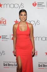 LIZ HERNANDEZ at Go Red for Women Red Dress Collection 2018 Presented by Macy's in New York 02/08/2018