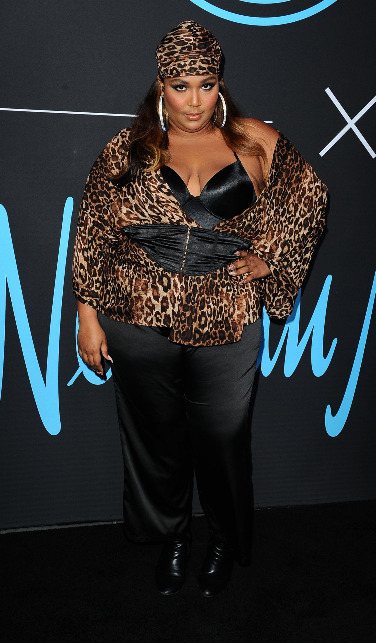 LIZZO at GQ All-Star Party in Los Angeles 02/17/2018 ...