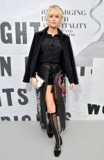 LOTTIE MOSS at Christian Dior Show at Paris Fashion Week 02/27/2018