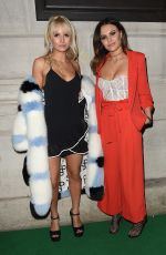 LOTTIE MOSS at Universal Music Brit Awards Afterparty in London 02/21/2018