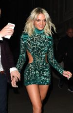 LOUISA JOHNSON Arrives at Warner Music Brits After-party in London 02/21/2018