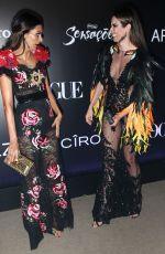 LUCIANA GIMENEZ at Vogue Carnival Ball in Sao Paulo 02/01/2018