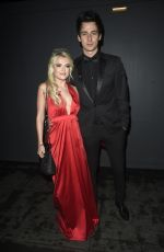 LUCY FALLON at Kym Marsh Footprint Charity Ball in Manchester 02/10/2018