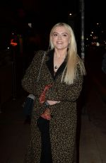 LUCY FALLON at Living Room in Manchester 02/01/2018
