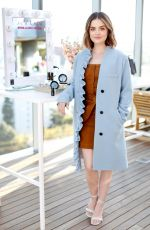 LUCY HALE at Avon New Glow Collection Launch in Los Angeles 02/22/2018