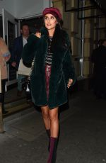 LUCY WATSON at By Chloe Restaurant Launch Party in London 02/05/2018