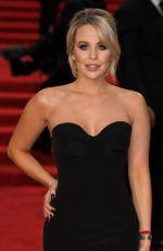 LYDIA BRIGHT at BAFTA Film Awards 2018 in London 02/18/2018