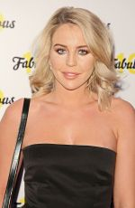 LYDIA BRIGHT at Fabulous Magazine 10th Birthday Party in London 02/06/2018