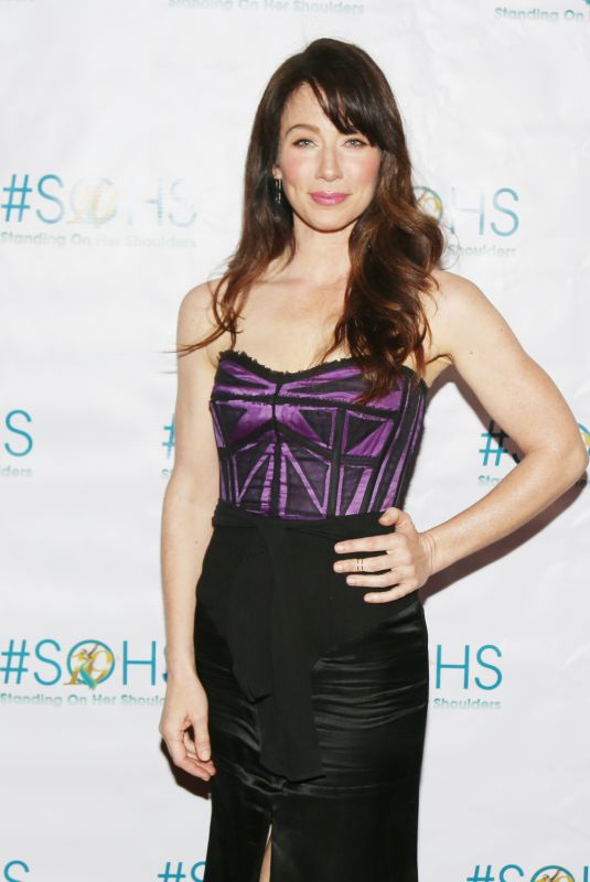 LYNN COLLINS at 19th Annual Women
