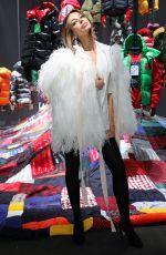 MADALINA GHENEA at Moncler Genius Project at Milan Fashion Week 02/20/2018