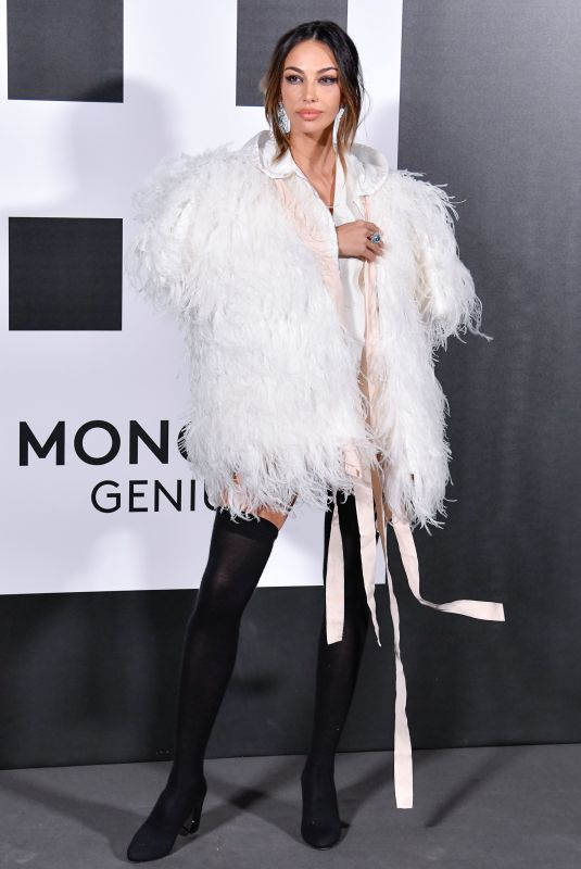 MADALINA GHENEA at Moncler Genius Project at Milan Fashion Week 02/20/2018