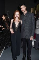 MADELAINE PETSCH at Jonathan Simkhai Fashion Show at NYFW in New York 02/10/2018