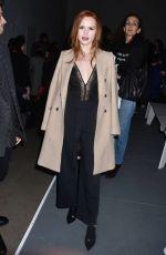 MADELAINE PETSCH at Jonathan Simkhai Fashion Show at NYFW in New York 02/10/2018