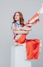MADELAINE PETSCH for Glamour Magazine, March 2018