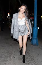 MADISON BEER at Delilah in West Hollywood 02/01/2018
