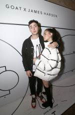 MADISON BEER at Goat and James Harden Celebrate NBA All-Star Weekend in Los Angeles 02/17/2018