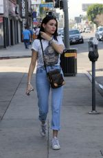 MADISON BEER Out and About in Los Angeles 02/02/2018