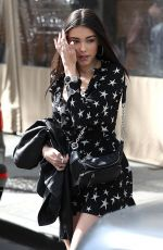 MADISON BEER Out for Lunch at Il Pastaio in Beverly Hills 02/27/2018