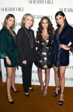 MADISON PETTIS at Sherri Hill Show at New York Fashion Week 02/08/2018