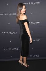 MADISON REED and VICTORIA JUSTICE at Maybelline New York x V Magazine Fashion Week Party in New York 02/11/2018