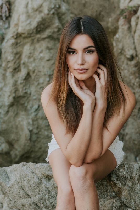 MADISON REED by Carrie Rogers Photoshoot in Malibu, February 2018