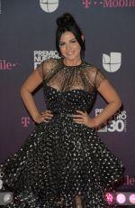 MAITE PERRONI at Premio Lo Nuestro Awards 2018 in Miami 02/22/2018