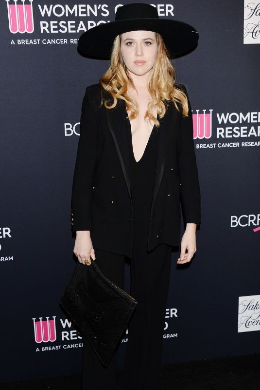 MAJANDRA DELFINO at Womens Cancer Research Fund Hosts an Unforgettable Evening in Los Angeles 02/27/2018