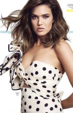 MANDY MOORE in Cosmopolitan Magazine, March 2018