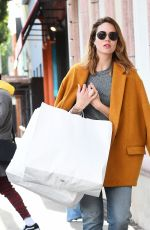 MANDY MOORE Out Shopping in Los Angeles 02/27/2018