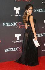 MAR ZAMORA at Enemigo Intimo TV Show Premiere in Mexico City 02/15/2018