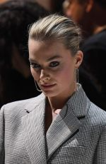 MARGOT ROBBIE at Calvin Klein Fashion Show at NYFW in New York 02/13/2018