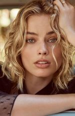 MARGOT ROBBIE for Harper