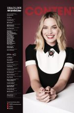 MARGOT ROBBIE in Deadline Magazine, Oscar Preview: Nominees Issue, February 2018