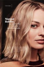 MARGOT ROBBIE in Infrarouge, February 2018 Issue