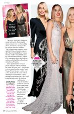 MARGOT ROBBIE in People Magazine, Red Carpet Special February 2018