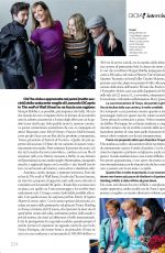 MARGOT ROBIE in Gioia! Magazine, March 2018
