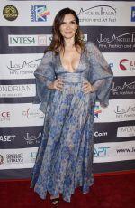 MARIA PIA CALZONE at Los Angeles Italia Film, Fashion and Art Festival 02/25/2018