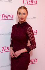 MARIA SERGEJEVA at I, Tonya Premiere in London 02/15/2018