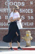 MARIA SHARAPOVA Out Shopping in Venice Beach 02/15/2018