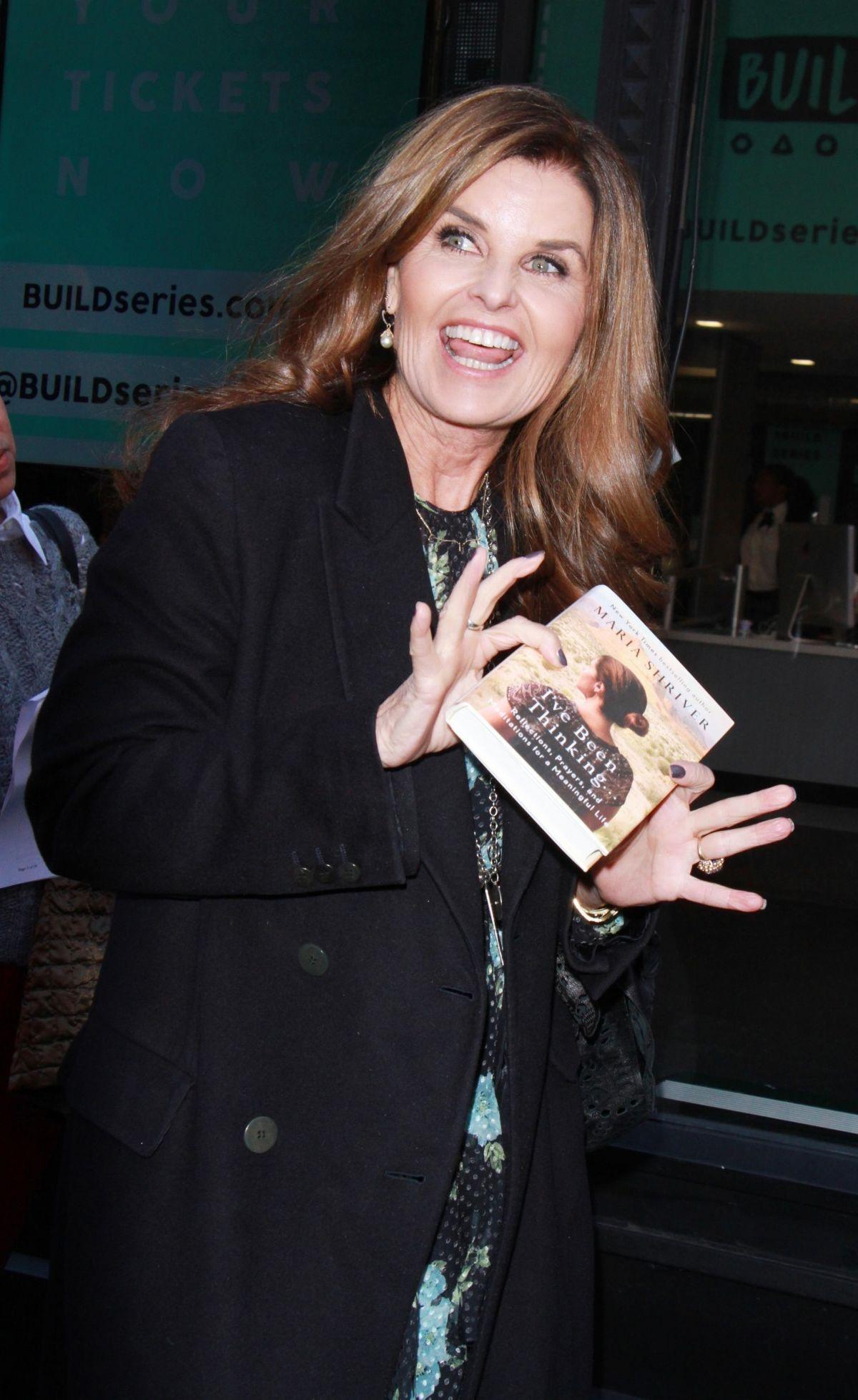 Maria shriver book