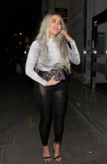 MARNIE SIMPSON at Valentine's Party at Libertine Nightclub in London 02/08/2018