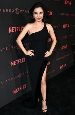 MARTHA HIGAREDA at Altered Carbon Premiere in Los Angeles 02/01/2018